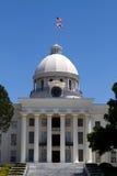 положение столицы Алабамы стоковые изображения
