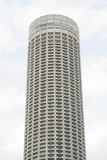 положение финансов здания alon Стоковое Фото
