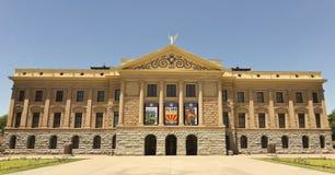 положение phoenix капитолия здания Аризоны Стоковая Фотография RF
