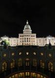 положение texas капитолия Стоковые Фото
