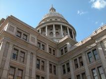 положение texas капитолия Стоковое Фото