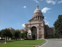положение texas капитолия Стоковая Фотография