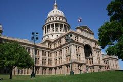 положение texas капитолия Стоковое Изображение