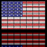 положения америки соединили США Стоковое фото RF