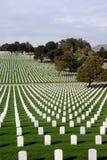 положения кладбища национальные соединили Стоковые Фотографии RF