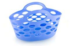 положите голубую пустую покупку в мешки Стоковые Изображения