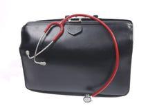 положите доктора в мешки s Стоковая Фотография RF