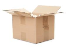 положите открытое в коробку Стоковая Фотография RF