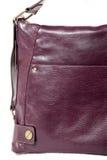 положите портмоне в мешки роскоши руки Стоковое Изображение