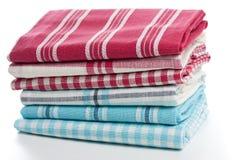 полотенца кухни Стоковые Фото