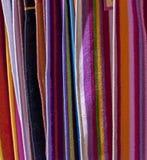 полотенца пляжа вися Стоковое Фото