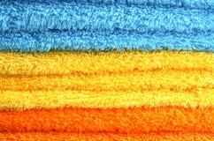 полотенца пляжа Стоковая Фотография RF