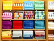 полотенца цвета Стоковые Изображения RF