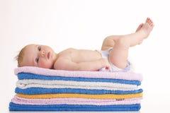 полотенца Стоковые Изображения RF