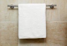 полотенце вешалки Стоковое Фото
