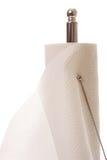 полотенце держателя бумажное стоящее Стоковое Изображение RF