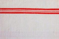 полотенце кухни руки старое Стоковая Фотография
