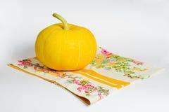 полотенце тыквы Стоковая Фотография