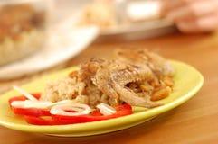 поло персиянки morg цыпленка египетское стоковая фотография rf