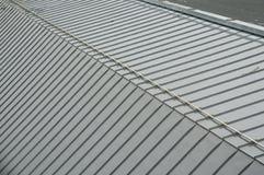 Полуженная крыша исторического здания Стоковое Фото