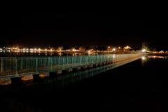полуночные отражения Стоковые Изображения RF