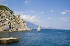 полуостров Крыма Стоковое Фото