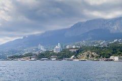 полуостров Крыма Стоковые Фотографии RF