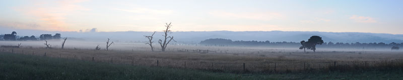 полуостров панорамы mornington Стоковая Фотография