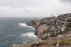 полуостров crozon Стоковые Фото