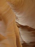 полуостров sinai известняка каньона Стоковое фото RF