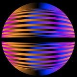 полусферы Стоковое фото RF