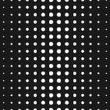 Полутоновое изображение вектора объезжает картину ставит точки текстура halftone Переход градиента иллюстрация вектора