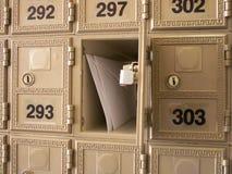 полученная почта ve вы стоковое фото rf