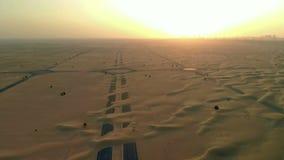 Получившаяся отказ дорога пустыни акции видеоматериалы