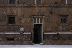 Получившаяся отказ тюрьма стоковая фотография rf