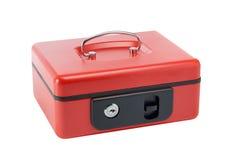 Получите коробку наличными Стоковые Фотографии RF
