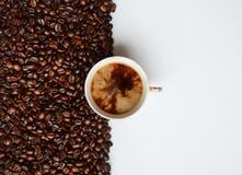 польза кофе предпосылки готовая стоковые фотографии rf