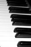 пользует ключом рояль Стоковое фото RF