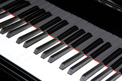 пользует ключом рояль Стоковые Изображения RF