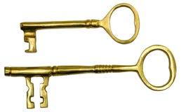 пользует ключом скелет Стоковая Фотография RF