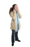 польностью предназначенный для подростков взгляд настек Стоковое Изображение RF