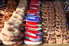 Польские ботинки горы стоковое фото