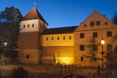 Польша, верхняя Силезия, Гливице, замок Piast Стоковые Изображения