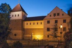 Польша, верхняя Силезия, Гливице, замок Piast Стоковые Изображения RF