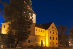 Польша, верхняя Силезия, Гливице, замок Piast Стоковое Изображение RF