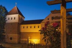 Польша, верхняя Силезия, Гливице, замок Piast Стоковое Изображение