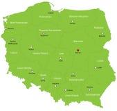 Польша Стоковые Изображения