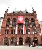 Польша torun Стоковые Фото