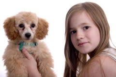 полюбите щенка Стоковые Фотографии RF