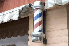 полюс парикмахера Стоковое Изображение RF